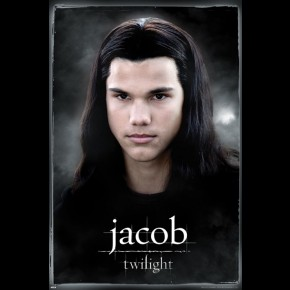Twilight Jacob Poster