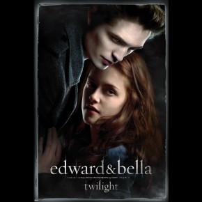 Twilight Edward & Bella Poster