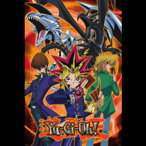 Yu-Gi-Oh! (King Of Duels) Poster