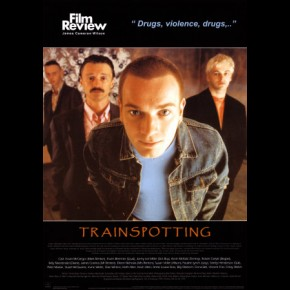 Trainspotting Film Review Poster