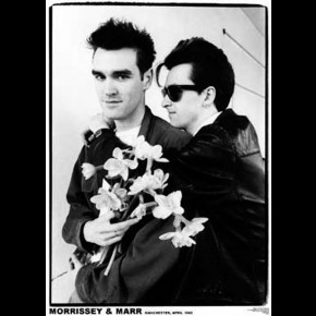Smiths Morrissey & Marr Poster