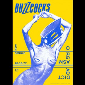 Buzzcocks Orgasm Addict Poster