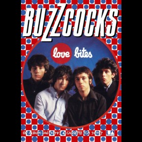 Buzzcocks Love Bites Poster