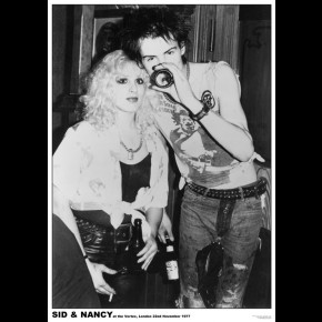 Sex Pistols Sid & Nancy Poster