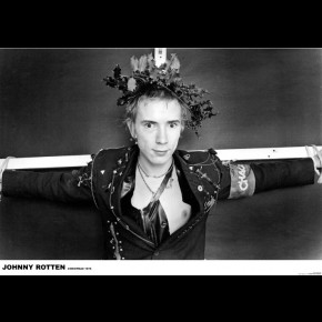 Sex Pistols Johnny Rotten Poster