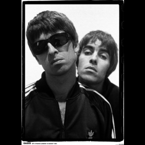 Oasis (Gallaghers) Poster