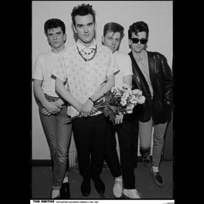 Smiths Electric Ballroom Poster