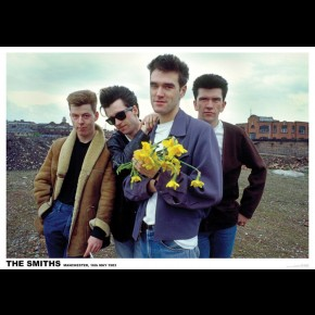 Smiths Manchester Poster