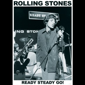 Rolling Stones (Ready Steady Go) Poster