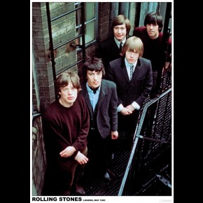 Rolling Stones (London 1965) Poster
