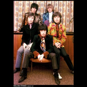 Rolling Stones (London 1967) Poster