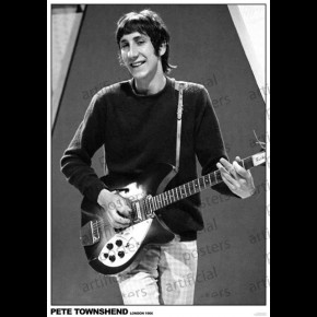 Who (Pete Townshend) Poster