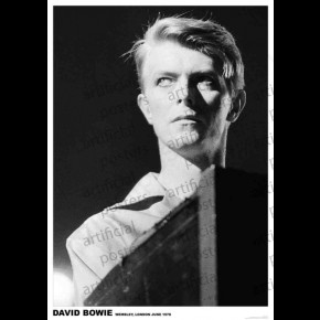 David Bowie (Wembley 1978) Poster