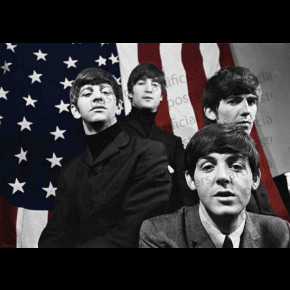 Beatles (US Tour 1964) Poster