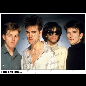 Smiths (Band 1984) Poster