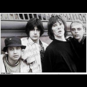 Stone Roses (Band 1989) Poster