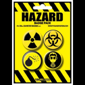 Hazard Badge Pack