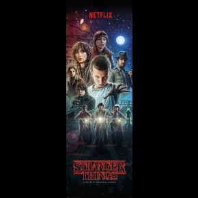 Stranger Things (Characters) Door Poster