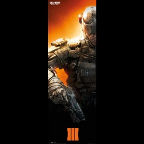 Call Of Duty Black Ops 3 Door Poster (Soldier)