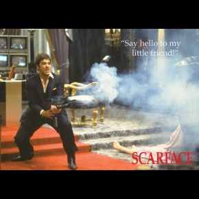 Scarface Say Hello Giant Poster
