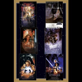 Star Wars Collection Poster