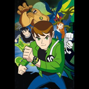 Ben 10 Alien Force (Group) Poster
