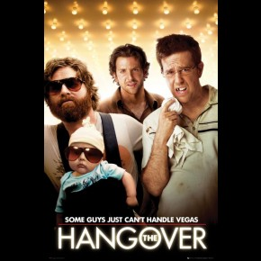 The Hangover Cinema poster