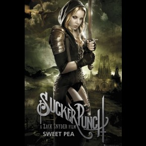 Sucker Punch (Sweet Pea) Poster