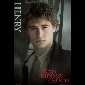 Red Riding Hood Henry Poster
