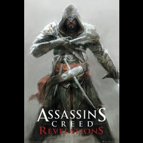 Assassins Creed Revelations Ezio Poster