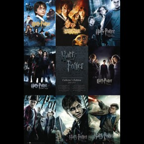 Harry Potter (Collection) Poster