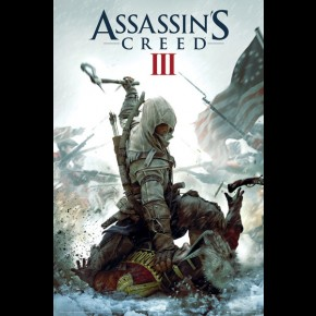 Assassins Creed III Cover Poster