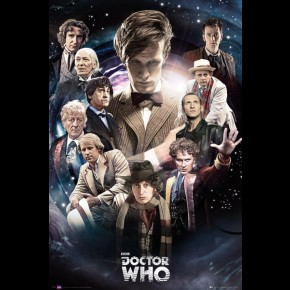Doctor Who (Regenerate) Poster