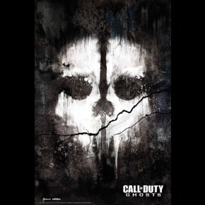 Call Of Duty Ghosts Poster (Skull)