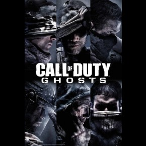Call Of Duty Ghosts Poster (Profiles)