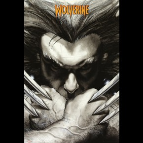 Marvel Wolverine Claws Poster