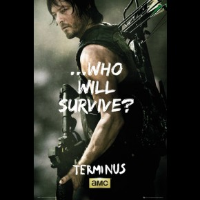 Walking Dead (Daryl) Poster