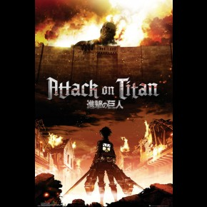 Attack On Titan (Key Art) Poster