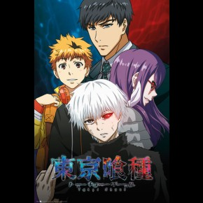 Tokyo Ghoul (Conflict) Poster
