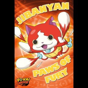 Yokai Watch (Jibanyan) Poster