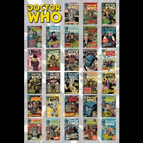 Doctor Who (Comics Compilation) Poster