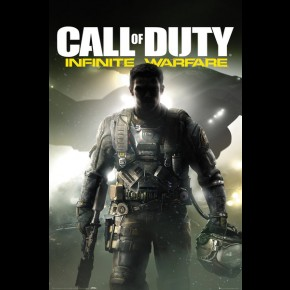 Call Of Duty Infinite Warfare (Key Art) Poster