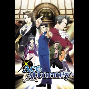 Ace Attorney (Key Art) Poster