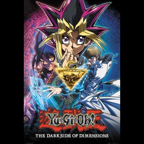 Yu-Gi-Oh! (Dark Side Of Dimensions) Poster