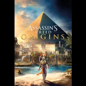 Assassins Creed (Origins Cover) Poster