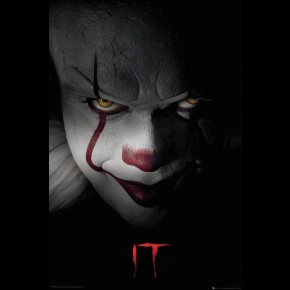 IT (Pennywise) Poster