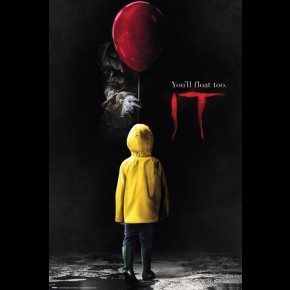IT (Georgie Cinema Art) Poster