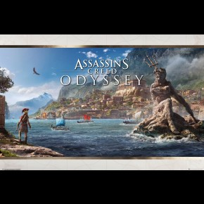 Assassins Creed Odyssey (Vista) Poster