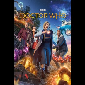 Doctor Who (Group) Poster