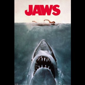 Jaws (Key Art) Poster